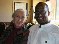 Bart & Jane Goodall
